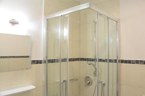 A bathroom at Slamba - Hostel GmbH