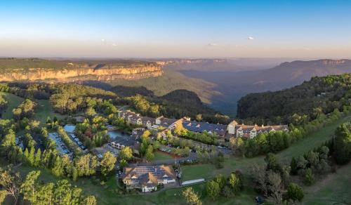 A bird's-eye view of Fairmont Resort & Spa Blue Mountains MGallery by Sofitel