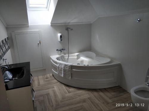 Un baño de Casa Rural Torres