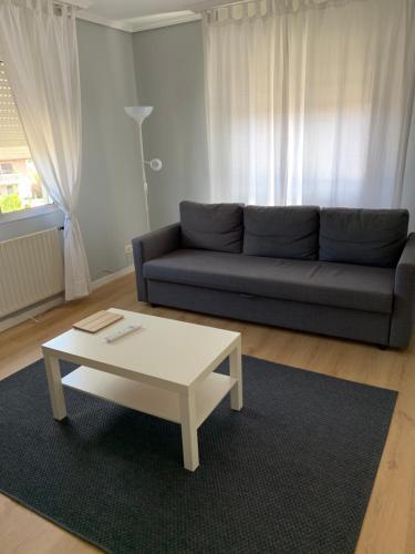 Zona de estar de Casa Ramallal