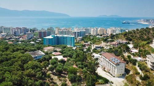 A bird's-eye view of Monte Mare Hotel