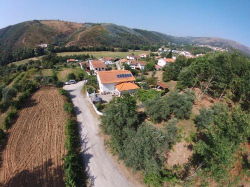 A bird's-eye view of Casa Traca