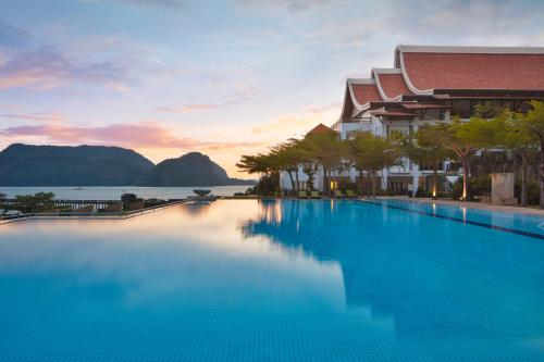 The swimming pool at or near The Westin Langkawi Resort & Spa