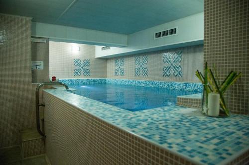 Family Hotel Emaly Green Sapareva Banya, Bulgaria