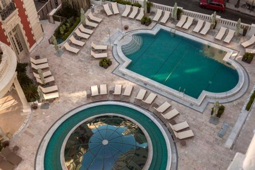 A view of the pool at Four Seasons Hotel Buenos Aires or nearby