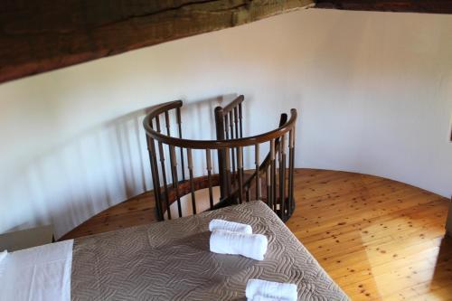 Letto o letti in una camera di Kefalonian Mill - Oneira Villas