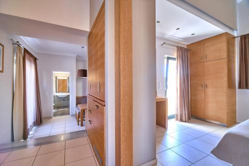 A bathroom at Silver Beach Hotel & Apartments