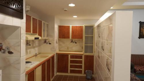 Um banheiro em Al Fanar Al Alamaya 1- Hay'aa Malakeya