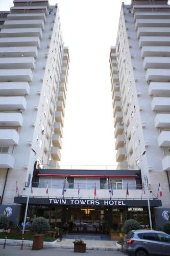 Twin Towers Hotel City & Beach Resort