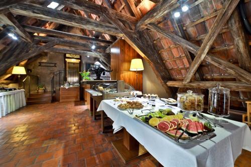 Restaurace v ubytování Appia Hotel Residences
