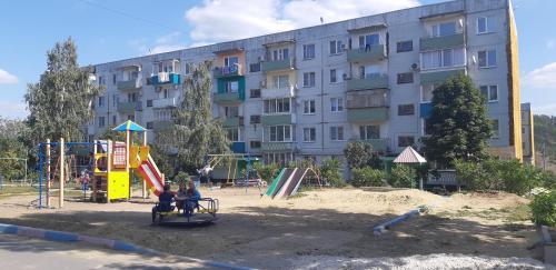 Детская игровая зона в Apartment Zvezdnaya 8