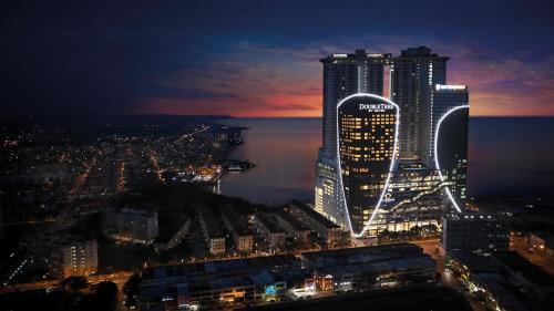 A bird's-eye view of DoubleTree by Hilton Melaka