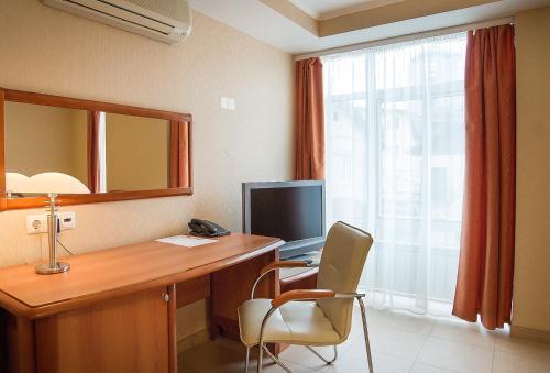 Ванная комната в Габриэль Отель