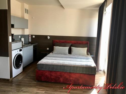 A bed or beds in a room at Matador