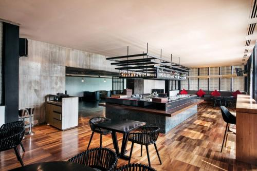 A kitchen or kitchenette at Welcomhotel by ITC Hotels, Dwarka, New Delhi