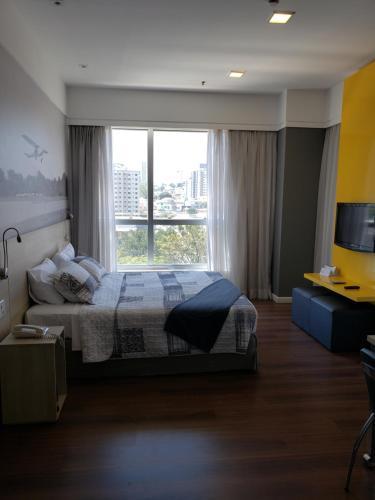 Cama ou camas em um quarto em MS NORTEL