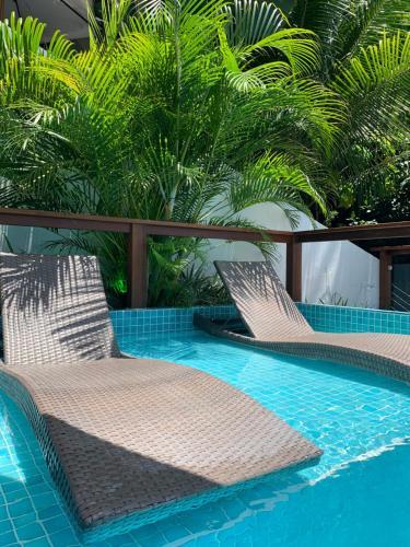 A piscina localizada em Altavista Residence ou nos arredores