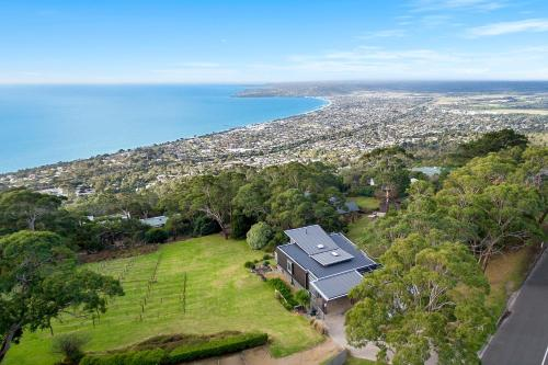 A bird's-eye view of Georges Boutique Hotel and Culinary Retreat