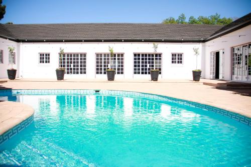 The swimming pool at or near Uitsig Boutique Hotel