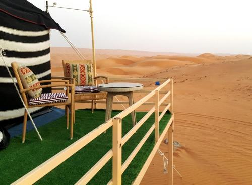 THE DUNES SANDS PRIVATE CAMP