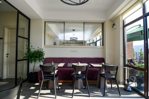 Ресторан / где поесть в Avlabari Terrace