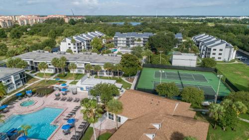 A bird's-eye view of Orbit One Vacation Villas By Diamond Resorts