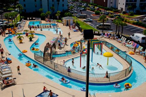 A view of the pool at Myrtle Beach Resort or nearby