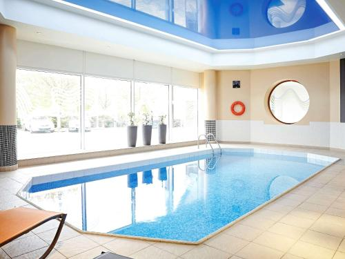 The swimming pool at or near Novotel Sheffield Centre