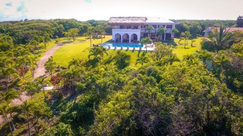 A bird's-eye view of Selectum Hacienda Punta Cana