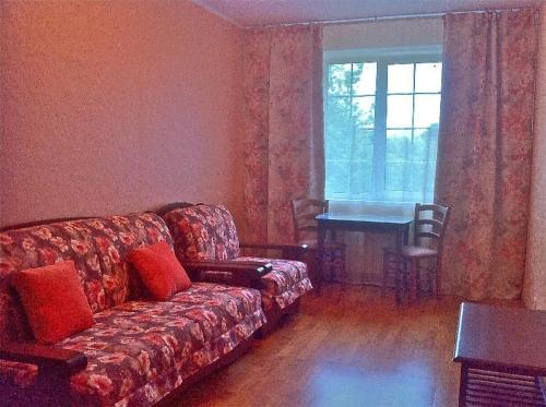 A seating area at Mini Hotel Andol