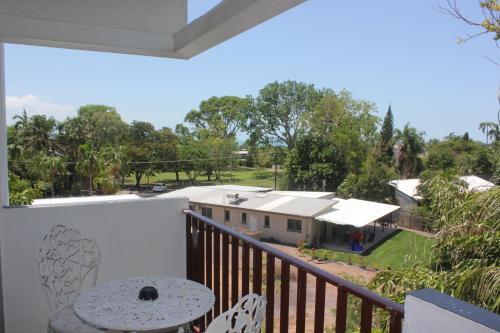 Балкон или терраса в Paravista Motel