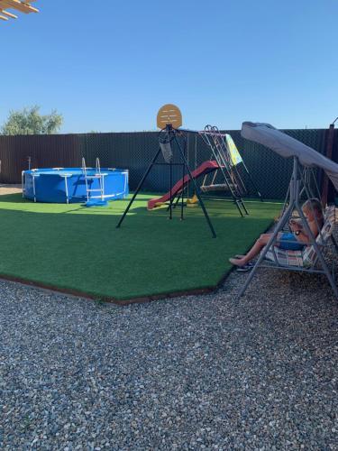 Детская игровая зона в Yasniy