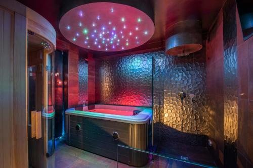 Spa and/or other wellness facilities at Hotel Relais Dei Papi