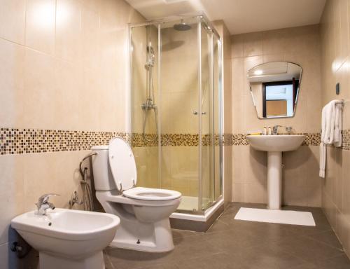 Um banheiro em Ottoman Signature Hotel