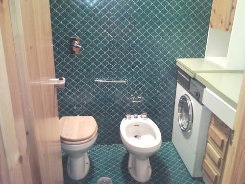 A bathroom at Residence Ciel Bleu