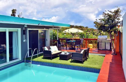 Romantic Ocean View Villa with Private Pool VI