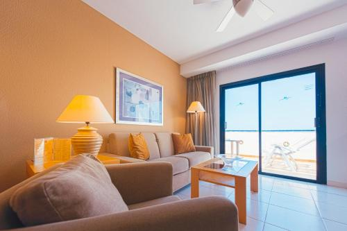 Zona de estar de Hollywood Mirage - Excel Hotels & Resorts