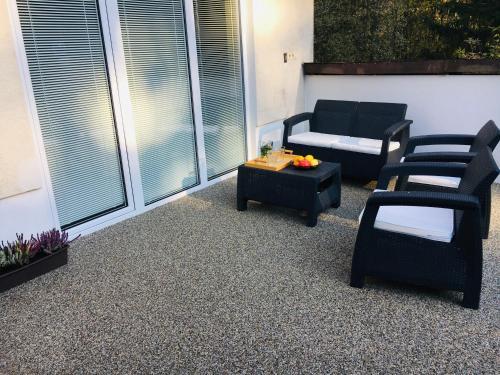 Posedenie v ubytovaní Grand Spa Holiday Home II
