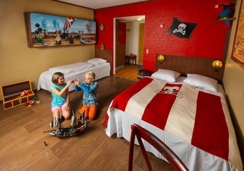 LEGOLAND Pirates´ Inn Motel