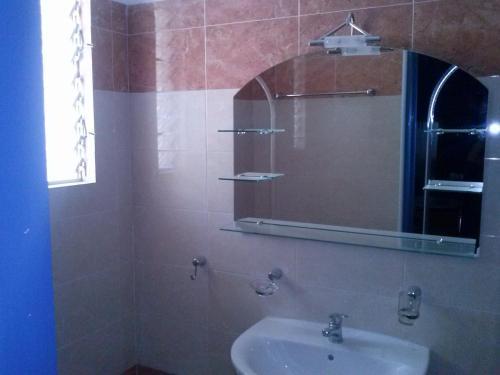 Ένα μπάνιο στο Ταίναρο