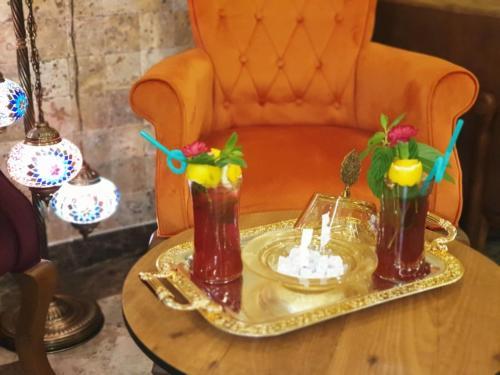 المشروبات في فندق بوس سلطان أحمد