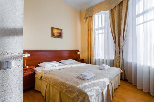Krevet ili kreveti u jedinici u okviru objekta Baskov