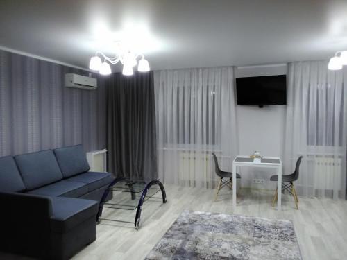 Гостиная зона в Studio on Chulman