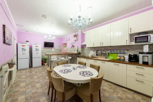 Кухня или мини-кухня в Арт Авеню