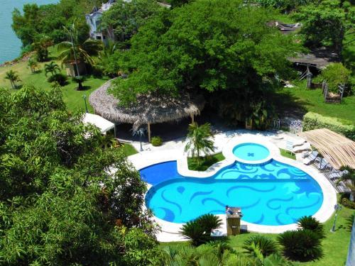 Vista de la piscina de Hotel Santa Luisa Finca Boutique o alrededores
