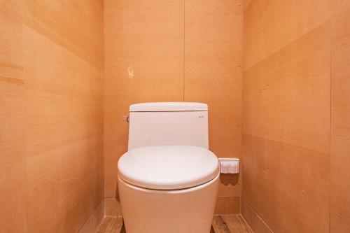 A bathroom at Hotel Jara