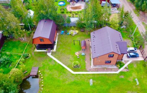 A bird's-eye view of Lesnik Guest House