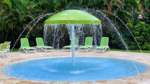 The swimming pool at or near Holiday Inn Mayaguez & Tropical Casino, an IHG Hotel