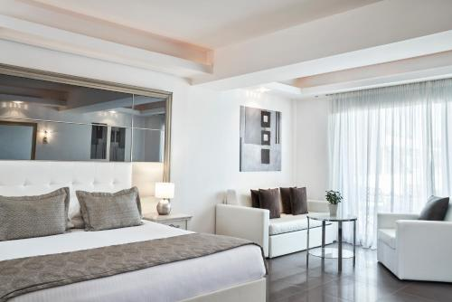 A bed or beds in a room at Lesante Classic, a member of Preferred Hotels & Resorts
