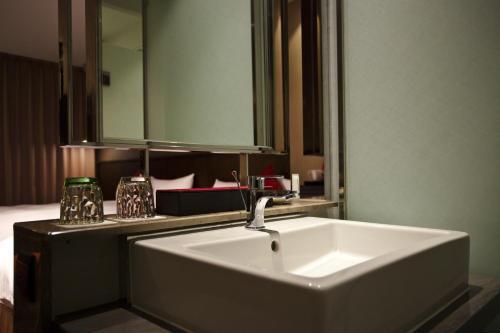 星享道酒店 衛浴